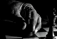 """Checkmate!"" Second Place, Monticello Photo Show, 2013"